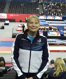 Becky Jarrett